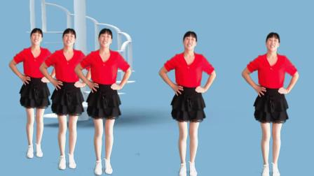 这舞步太嗨了,脚部腿部运动健身舞,轻松瘦身!