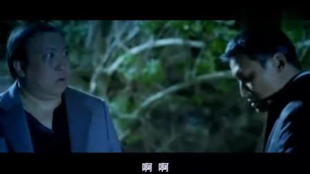梁家辉就算要跑路还是那么嚣张,小弟拿枪指着他的时候又怂了