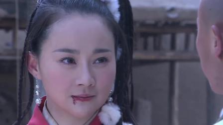 少林寺传奇:惠忍和冰雨公主携手击退敌军,场面十分惬意