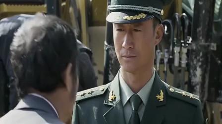 战狼2:这段导演都不舍得删掉,表演太真实了,看完感动了!