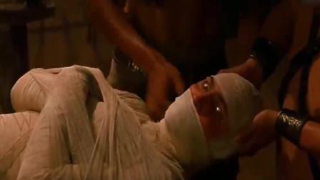 木乃伊:揭露古埃及恐怖刑法,木乃伊与虫噬的制作过程