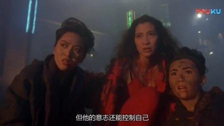 东方三侠:骷髅用肋骨控制美女,竟这样砸美女关节,看着关节疼