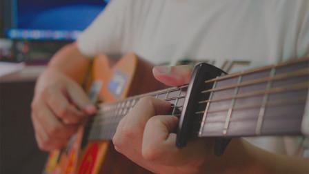 吉他弹唱陈雪凝《你的酒馆对我打了烊》