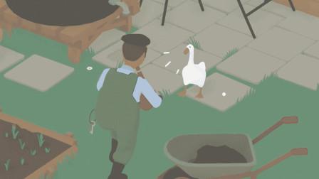 【天骐】大母鹅模拟器
