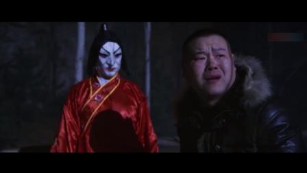 喜剧:于谦扮女鬼吓岳云鹏,直接被当场吓晕,于谦还玩起自拍