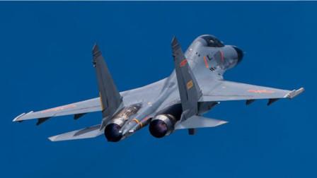 最新型号歼11BS曝光,战力吊打SU-27,F15瑟瑟发抖!
