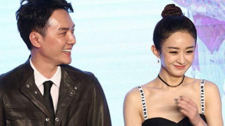 冯绍峰怎么宠妻?拍照时这一细节太感动,网友:颖宝嫁对人了!