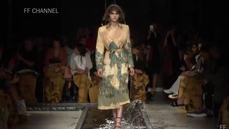 经典T台秀:2020巴黎春夏时装周ACT Nº1品牌时装发布会走秀第二部分