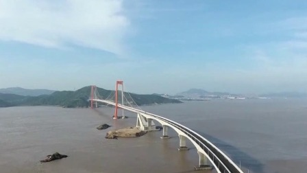 舟山秀山大桥今天通过验收 9月25日通车
