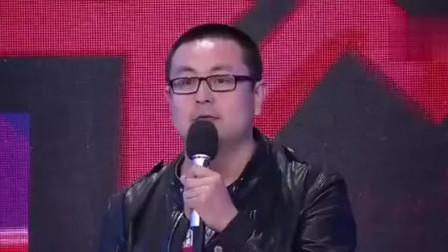 中国最强音:他刚一出声陈奕迅被吓到了, 赶紧带上耳机