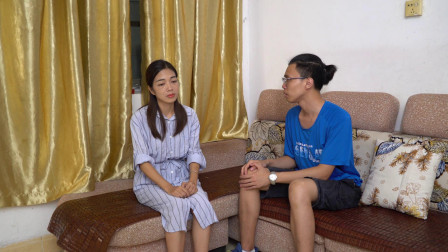 姐姐离婚后无家可归,无赖只能回娘家,弟弟的做法让人感动