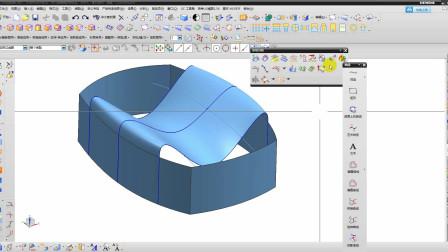 ug模具设计培训中心:曲线工具之样条功能精讲~快速精通UG设计的秘诀