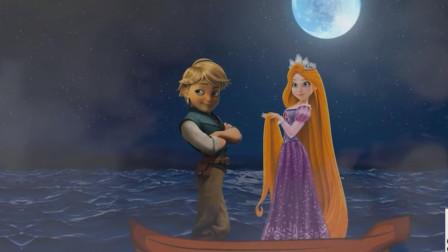 艾俊救出长发公主并向其浪漫的表白!瓢虫雷迪游戏