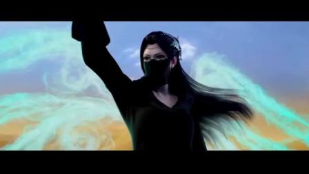 斗破苍穹 :云芝使出风回大地,蛇人族都在她的控制之下!