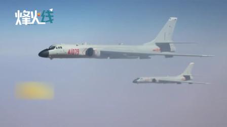 """震撼!中俄两军大规模联合实弹演习,轰6K上演""""地毯式轰炸"""""""