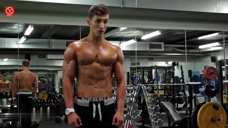 欧美极品肌肉男神Marek Kavina,肌肉颜值并存的王者
