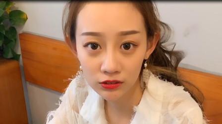 祝晓晗妹妹搞笑短剧:闺女去吃饭,服务员给开小票,结果引起了一场笑话!