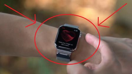 iPhone智能手表5开箱,拥有更专业的健康检测,是否值得买呢?