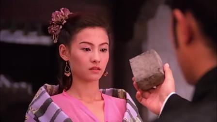 河东狮吼:古天乐去找张柏芝,不料见面就被拳打脚踢!(1)