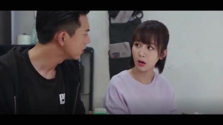 亲爱的热爱的:韩商言在佟年家吃饭,佟年妈妈却对韩商言这么好,惹老爸吃醋。
