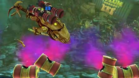 饥饿鲨世界:机甲原子鲨,都拥有哪一些特殊的能力?