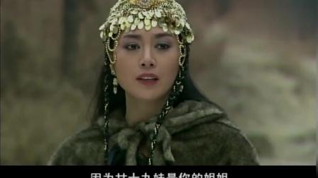 甘十九妹尉迟兰心为保护樊银江被十九妹误杀十九妹惊呆了