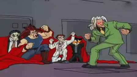 成龙历险记:你把我的兰博基尼打碎了,你们别想在这城市混下去!