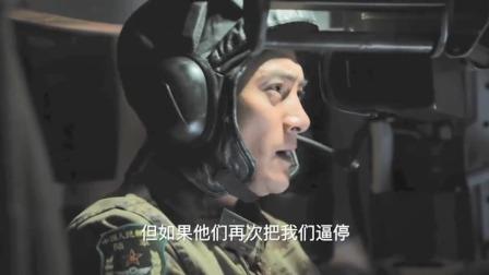 军旅:外国坦克耍阴招多次逼停中国坦克,结果下秒就遭报应,笑死