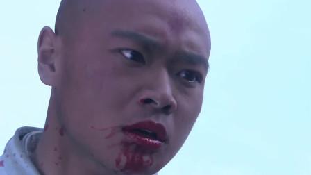 少林寺传奇:智传孤身一战西鲁天会,为救高大人身中数刀
