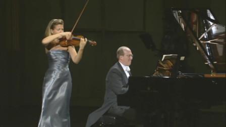 名曲欣赏580:贝多芬小提琴奏鸣曲全集:D大调第一号·穆特, 奥基斯