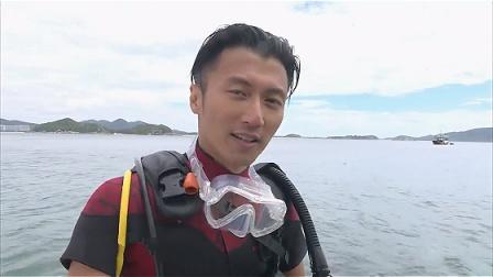 """第12期:林峰叫板谢霆锋 陈伟霆变""""美人鱼""""潜深海"""