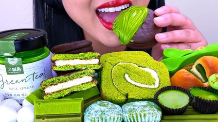 生活漫话 淡淡香气弥漫,清新颜色和微苦的口感,征服吃货味蕾!