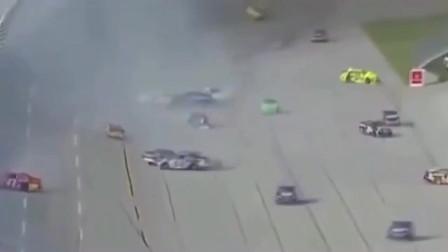 F1:活了30年没见过这么惨的车祸,3秒后比赛当场取消了!