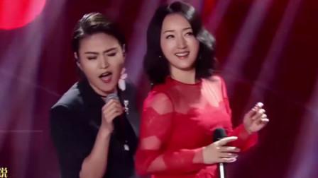 杨钰莹一炮而红,与潘倩倩合唱《我不想说》,太好听了