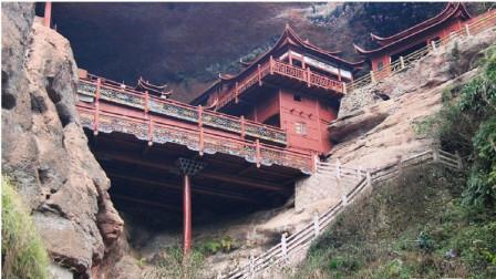 中国有个寺庙,靠一根柱子支撑了几百年,整个建筑没有一颗钉子