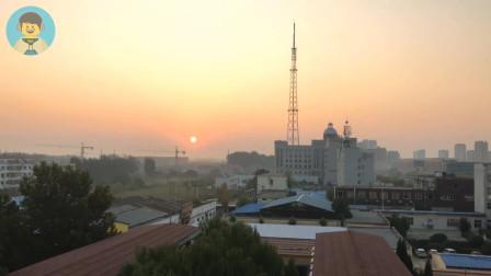 【日出延时摄影】错过了日落,就等待日出