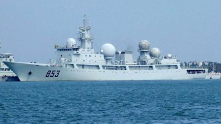 印度首次发出危险信号,又一艘大国侦察船逼近领海,比航母还厉害