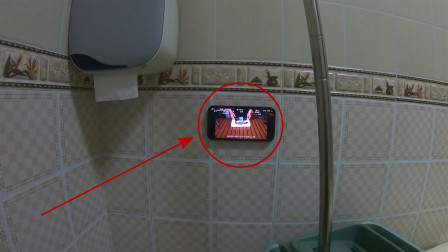 拆箱测评反重力手机壳,上厕所的时候才是它发挥作用的时间