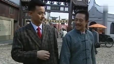 大染坊:客户都买陈寿庭的布,林祥荣的布只有乞丐才穿,烂大街喽