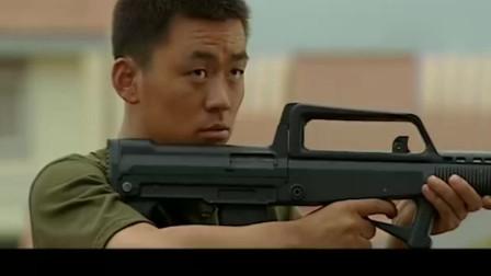 士兵突击:袁朗给三多放假,让他出去散散心!