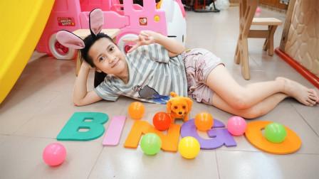 Bingo儿童歌曲:小萝莉听歌学英语 学龄前儿童益智早教玩具故事