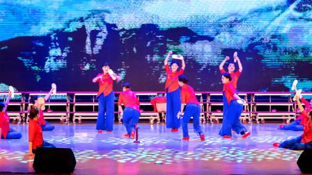 舞蹈《做军鞋》--男博万视觉
