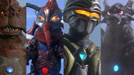 除了奥特曼,这5个怪兽也有计时器,不过只有1个是真的!