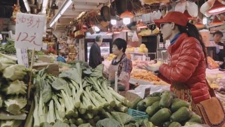 """张柏芝生活太寒酸?自曝去菜市场买菜像""""打劫"""",网友:太真实"""