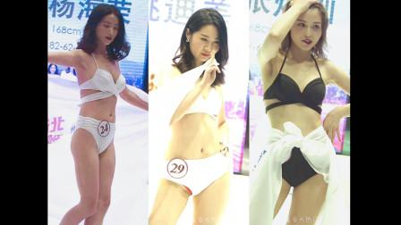 2019亚洲品牌小姐大赛泳装秀3