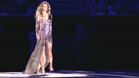 世界上最贵的超模,走一步要300万,却免费为奥运会走秀!