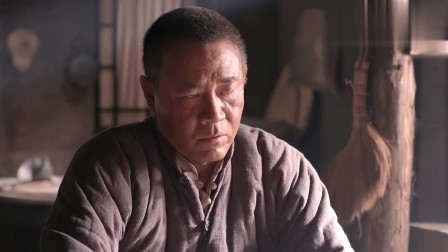老农民:牛大胆终于说出狗儿的身世,并承诺会守住秘密,赵有田安心了