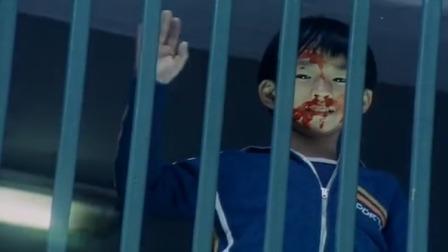 小伙才逃过一劫,又上来个小男孩道谢,竟得知男孩早已了