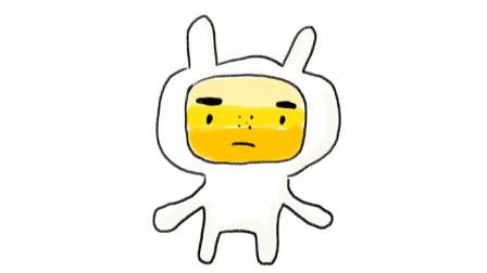 小范亲子简笔画 超迷你战士动画中可爱的迷你勇