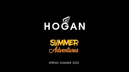 HOGAN 2020春夏预览回顾